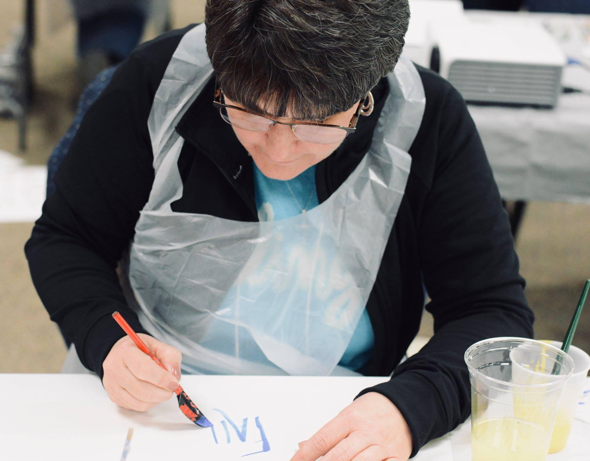 Jennifer lettering