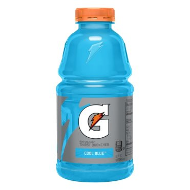 Gatorade Blue